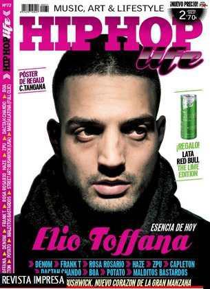 Hip hop life - 72. revista de música