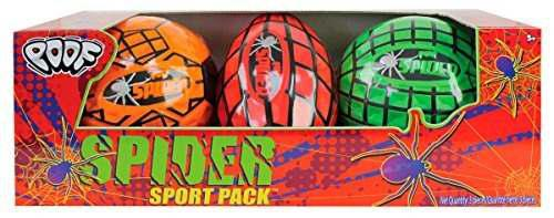 Paquete deportivo poof spider