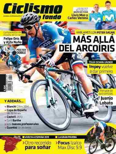 Revista ciclismo a fondo 411/2019 | peter sagan