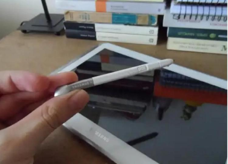 Tablet samsung galaxy note 10.1 con sim