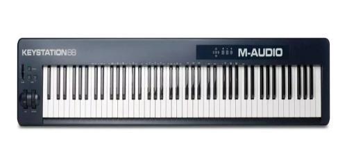 Controlador m audio keystation 88