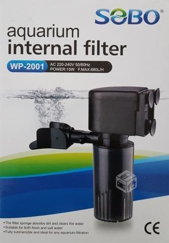 Filtro sumergible sobo wp 2200f nuevo