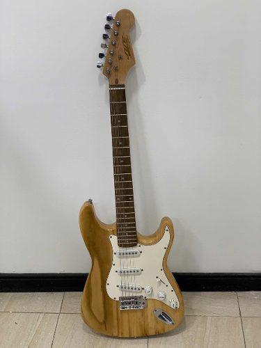 Guitarra eléctrica jvc stratocaster music
