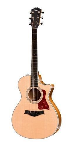 Guitarra electroacústica taylor 412ce