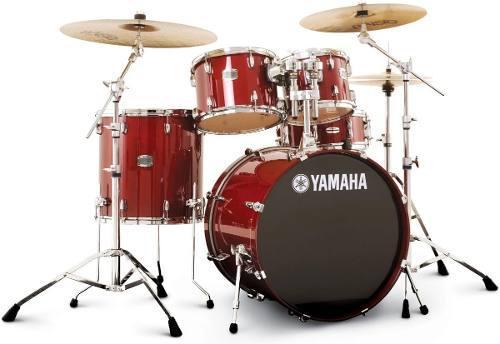 Id 576 bateria yamaha stage custom birch shell 5 piezas