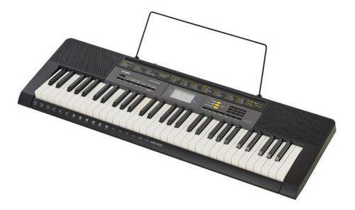 Organeta casio ctk2500 teclas tipo piano excelente teclado