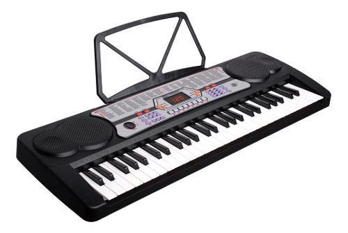 Piano organeta teclado electró mk4300 54 key pantalla led