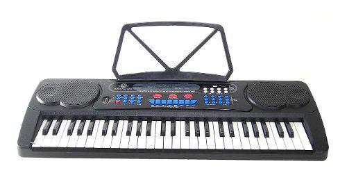 Piano organeta teclado electró mk4500 54 key pantalla led