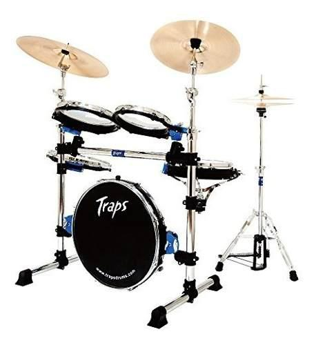 Trampas tambores a400 bateria acustica portatil