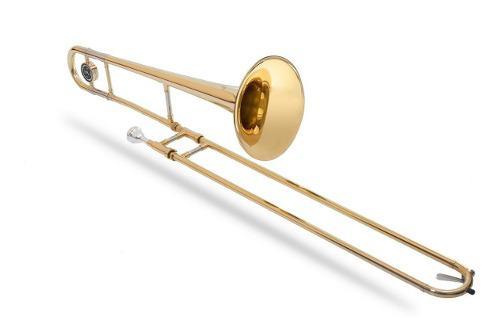 Trombón aileen avanzado. trombon dorado en bb