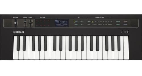 Yamaha reface dx teclado movil mini