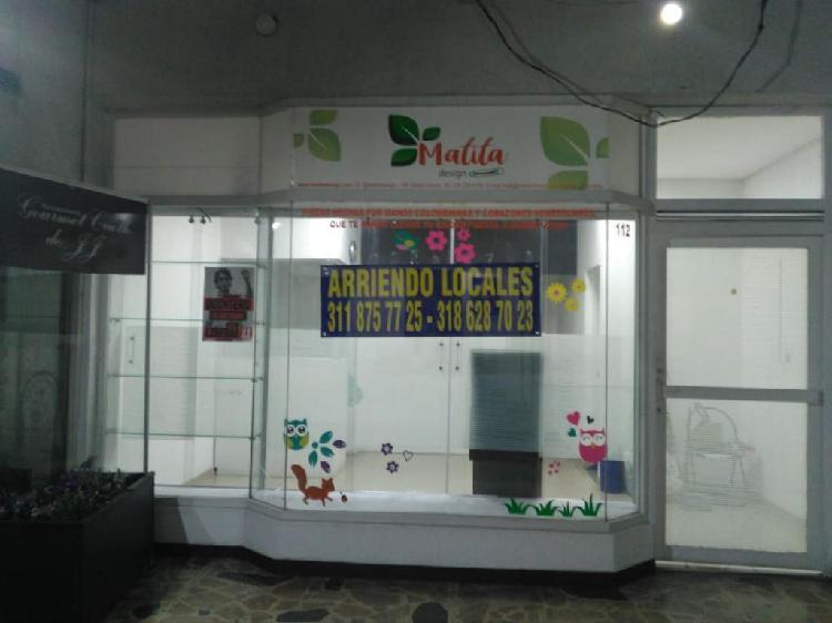 Arriendo Local Chapinero Sector Lourdes