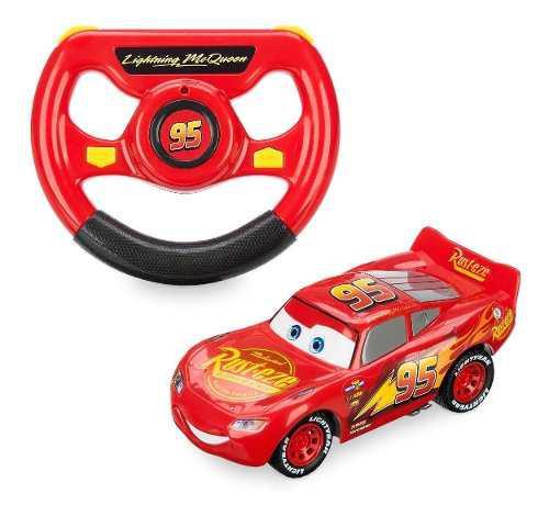 Carro teledirigido de rayo mcqueen de disney pixar cars 3