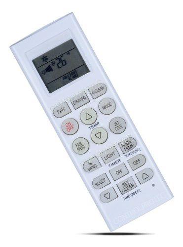Control remoto aire acondicionado lg inverter + forro +pilas