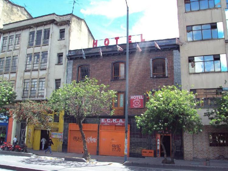 Edificio de apartamentos, venta, bogota, centro, vbidm1307
