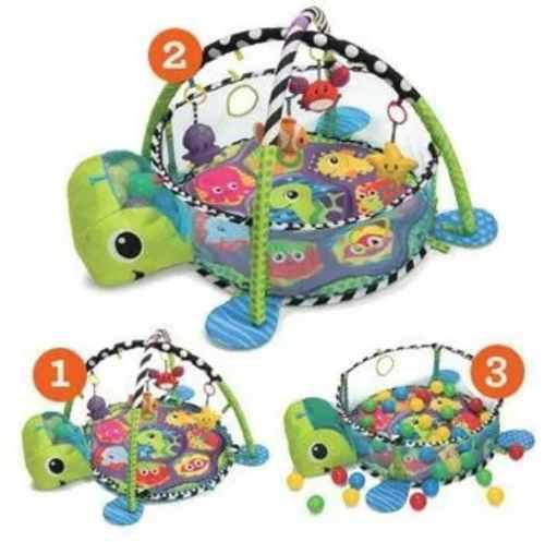 Gimnasio corral piscina de pelotas juego para tu bebé