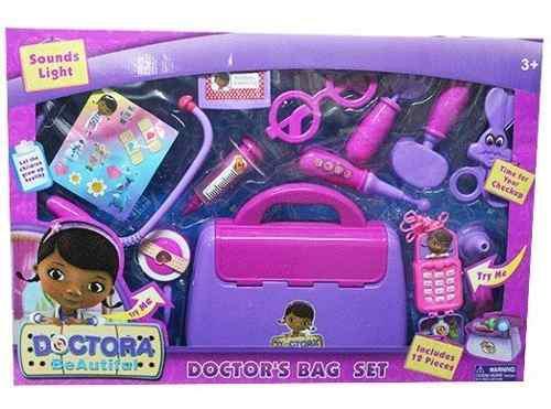 Set maletín doctora juguetes 6131 princesas niñas