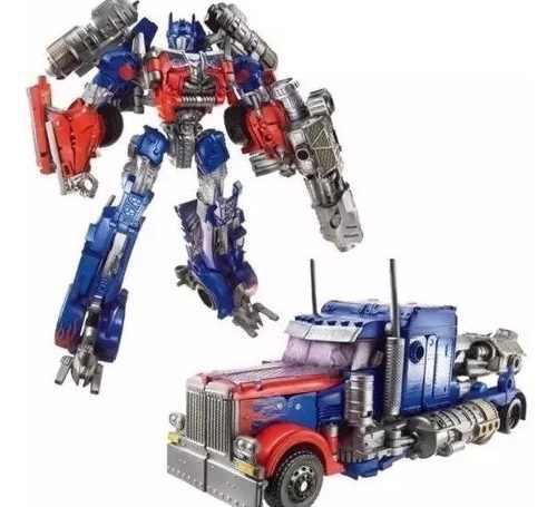 Transfomer optimus prime robot juguete camion + envio inmedi