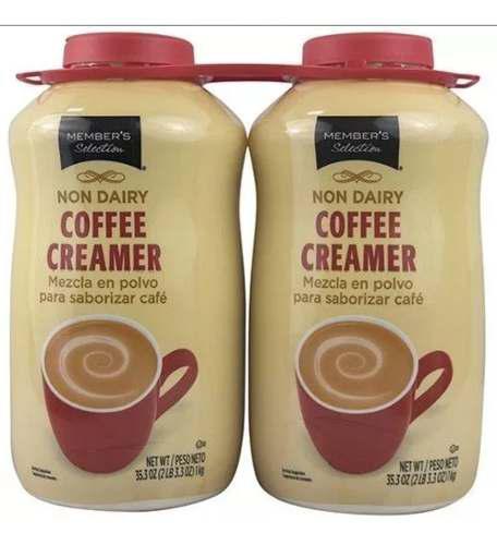 Crema Para Cafe Members Selection X 2