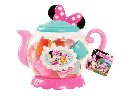 Disney minnie bow-tique terrific juego tetera role play