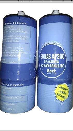 Filtro para agua ozono (repuesto) por 2 unidades