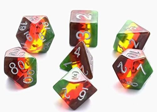 Juegos de dados poliédricos juego de roles d y d para mazmo