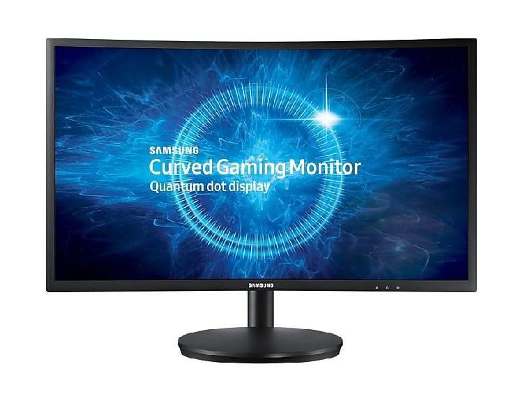 Monitor curvo serie cfg70 1ms de 27