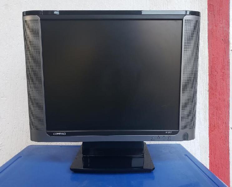 Monitor lcd compaq de 17 pulg y dvi
