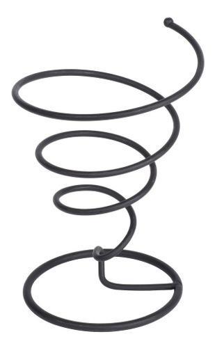 Ppb cono espiral mesa servir soporte papas fritas deditos