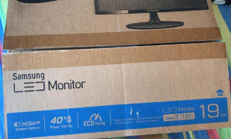 Samsung monitor led 19 pulgadas