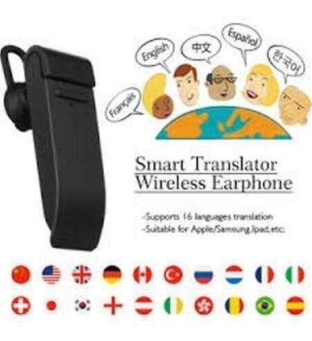 Traductor inteligente peiko de 16 idiomas y manos libres