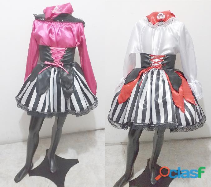 Venta de disfraces de pirata nuevos para las niñas en itagui