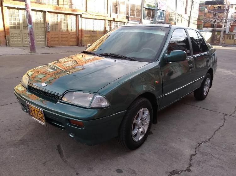 Chevrolet swift modelo 1995 1.3 al día