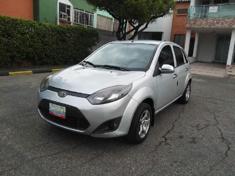 Ford fiesta venezolano 2012