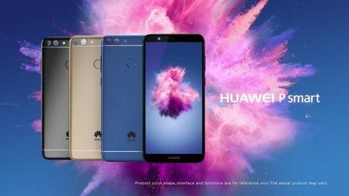 Huawei p smart ds negro 4g - libre