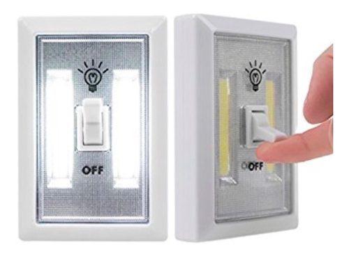 Lámpara portátil interruptor led switch super bright tv