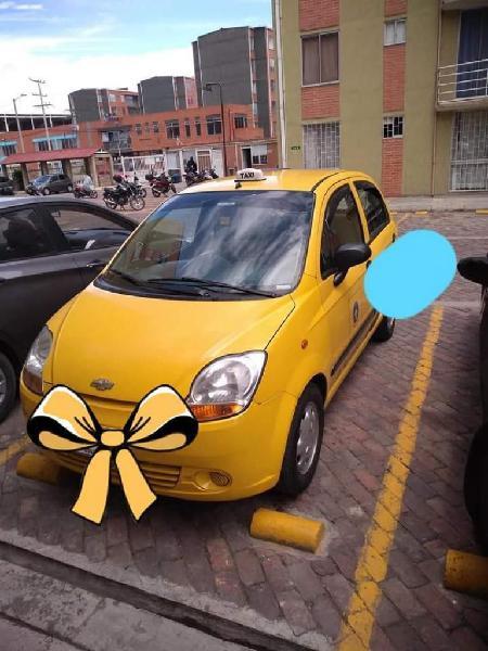 Taxi spark cronos 2012 ganga ganga