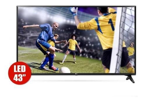 Televisor smart tv 43 pulgadas lg led hdmi full hd hogar ak