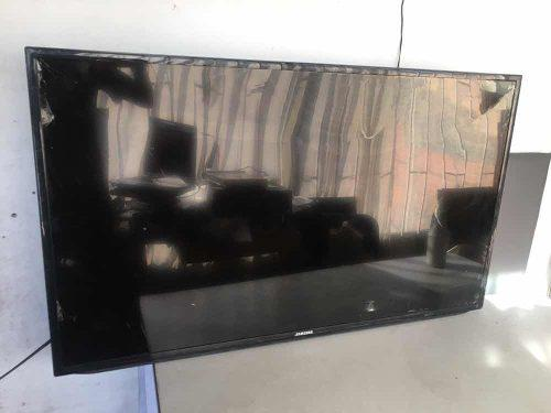 Tv samsung de 50 un50fh5303k pantalla rota leer