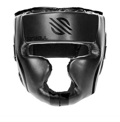 Casco protector kickboxing sanabul essential mma boxeo