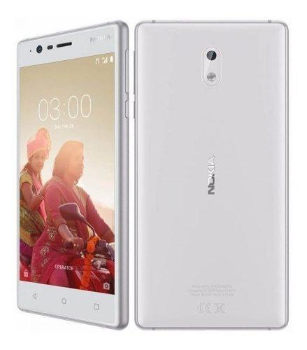 Celular smartphone nokia 3 4g 5 pulgadas 2gb 16gb android b