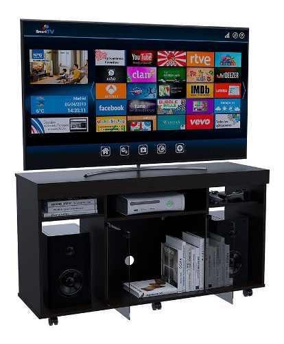 Mesa para tv vermon wengue