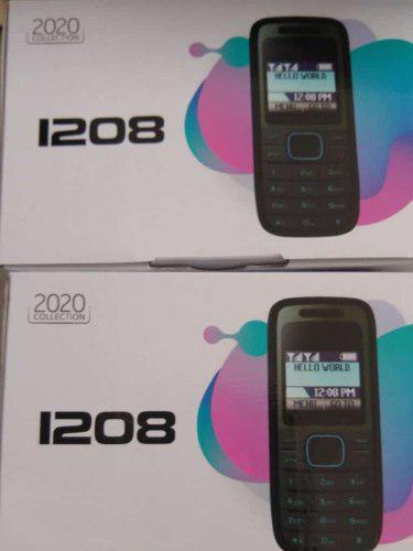 Nokia 1208 nokia minutero nokia coquito nuevo