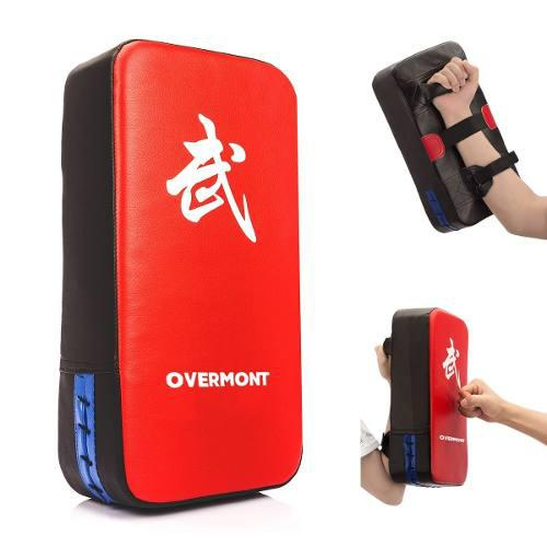 Overmont pu cuero muay thai mma artes marciales boxeo kar...