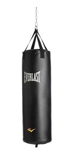 Saco de boxeo y mma everlast nevatear heavy bag 100 lb tula