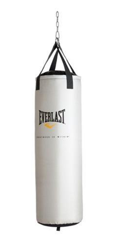 Saco de boxeo y mma everlast platinum heavy bag 70 lb tula