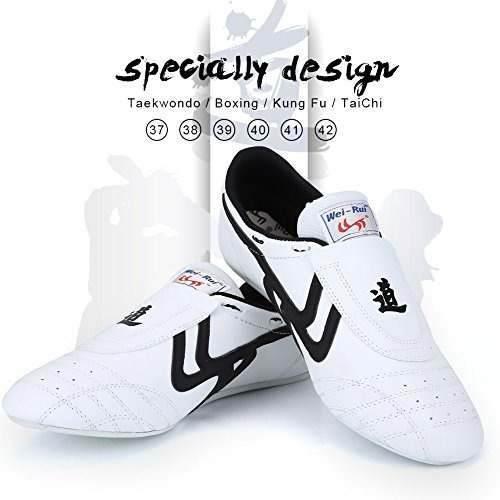 Taekwondo zapatos artes marciales zapatillas de boxeo karate
