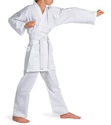 Uniforme de karate niños, kimono iniciación