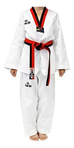 Uniforme de taekwondo daedo original junior o niño wtf