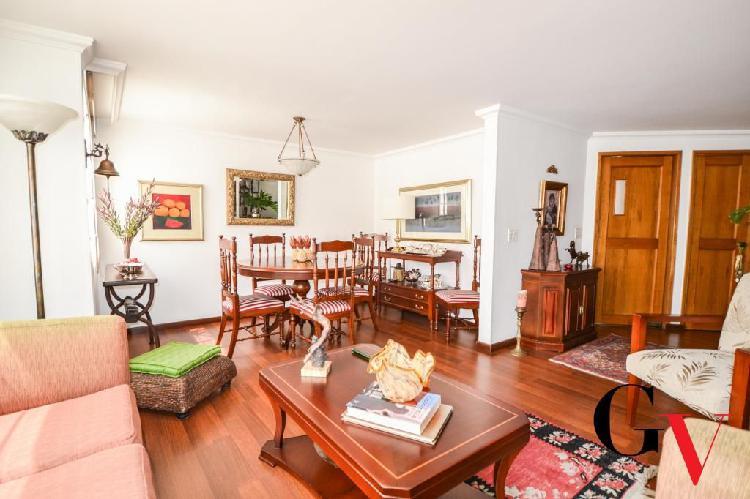 Apartamento duplex en venta en chicó navarra - wasi_1153839